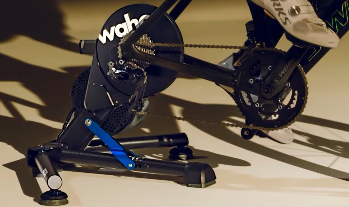 Wahoo Kickr cykel hometrainer.